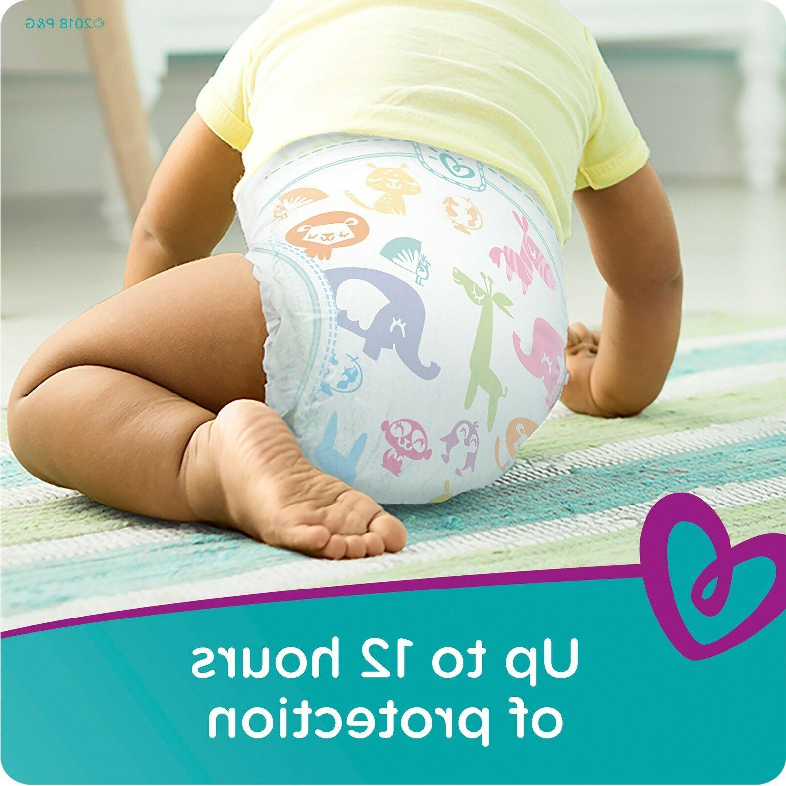 Pampers Cruisers Disposable Size 7, - FREE SHIPPING