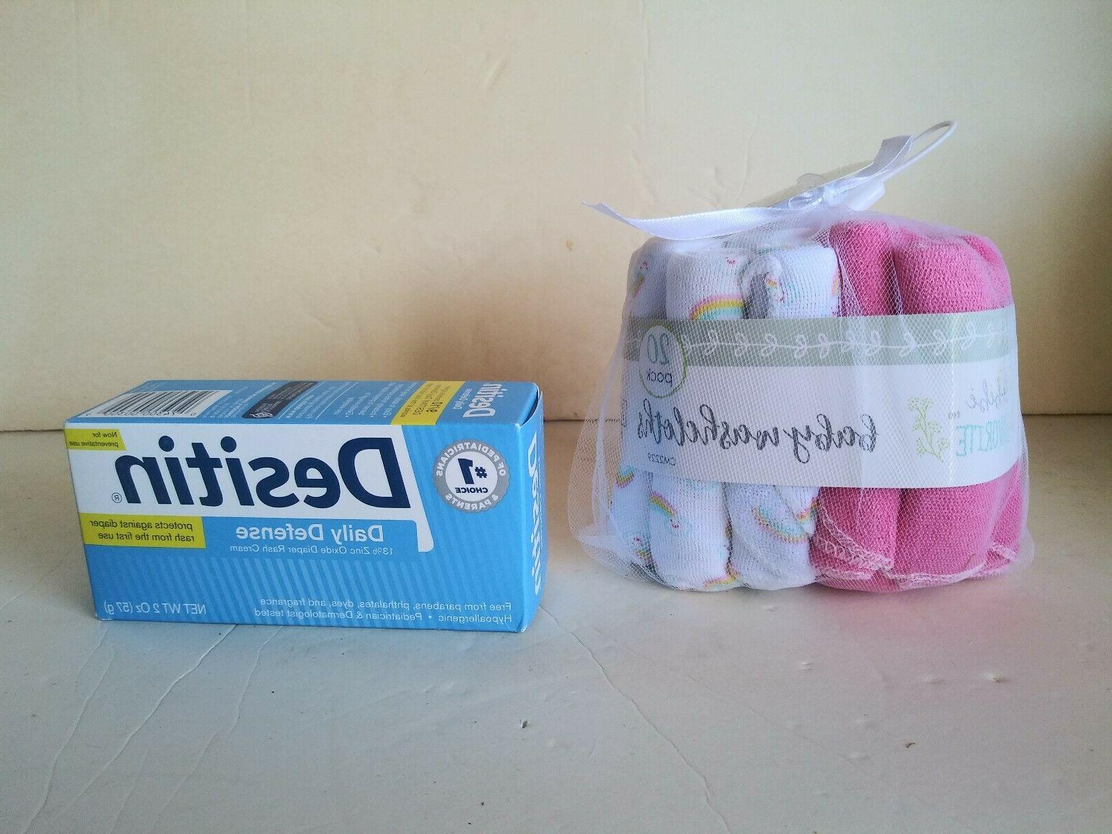 desitin daily defense baby diaper rash cream