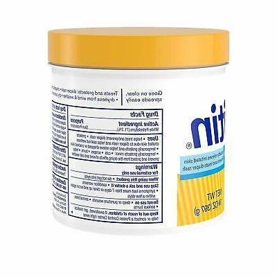 Desitin Rash Skin Protectant with White