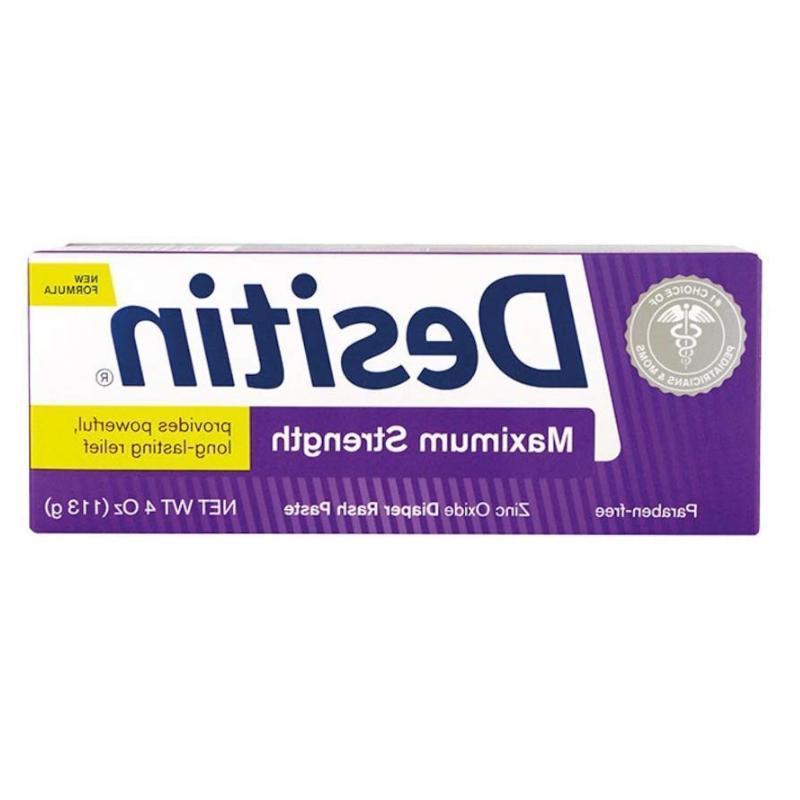 DESITIN Oxide Diaper Rash Maximum 4 oz
