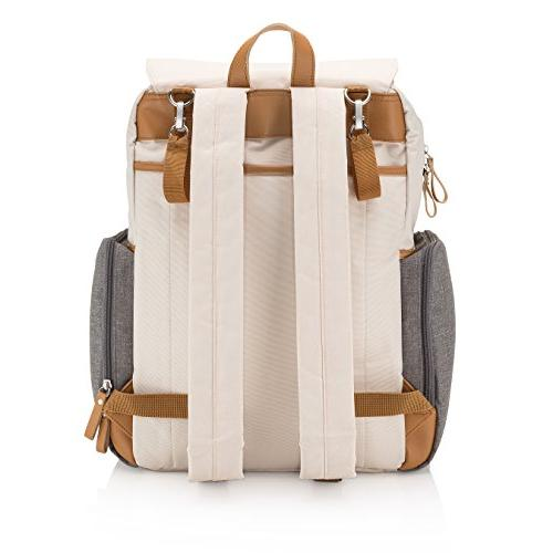 """- Large with Insulated Straps -""""Birch"""