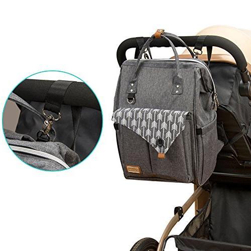Lekebaby Bag Backpack for Grey Arrow