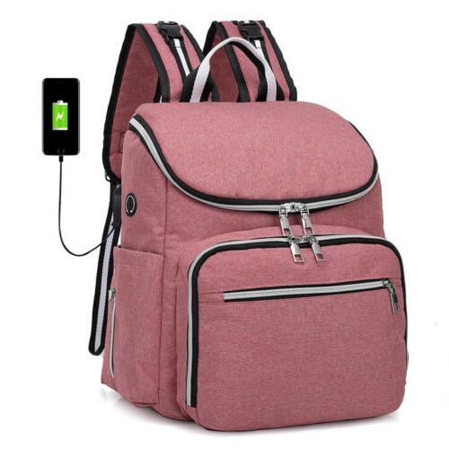 diaper bag backpack baby travel large capacity