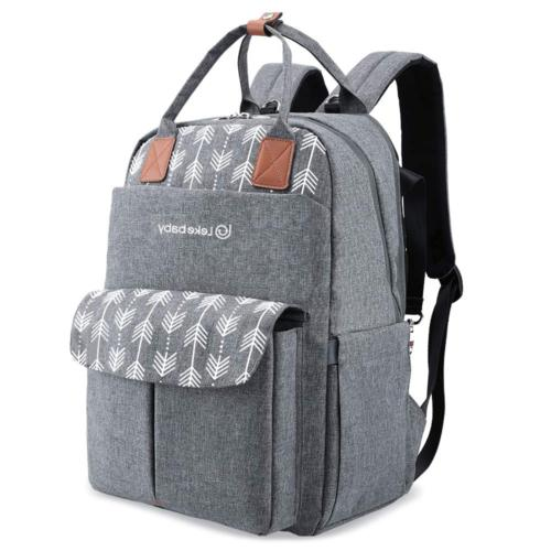 baby diaper bag mummy nappy backpack large