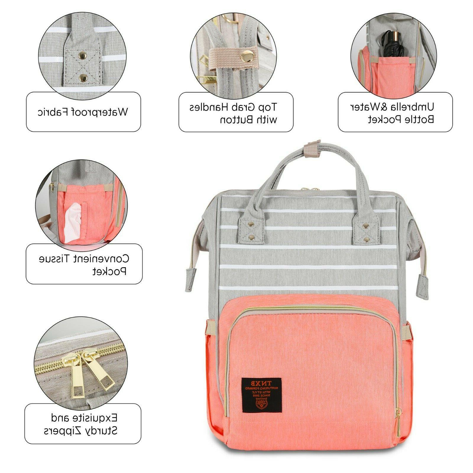 Diaper Bag Large - Multi-Function Travel