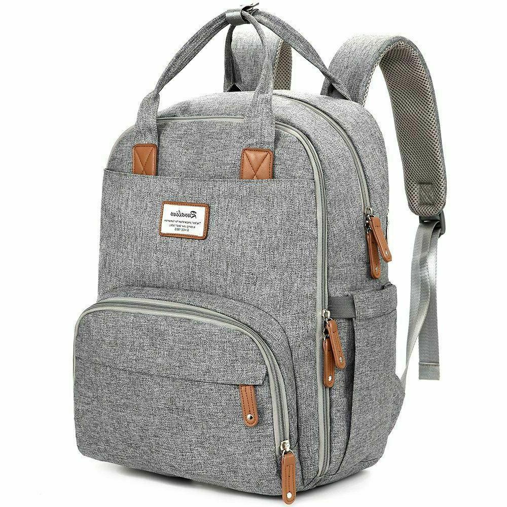 diaper bag backpack large multifunction travel back