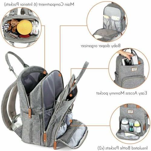 Diaper Bag Travel Baby