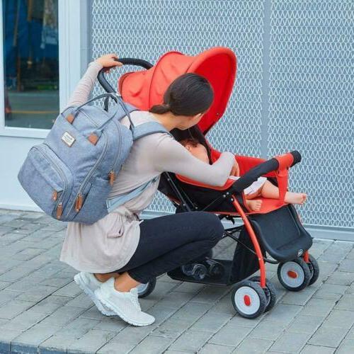 Diaper Bag Multifunction Pack Maternity