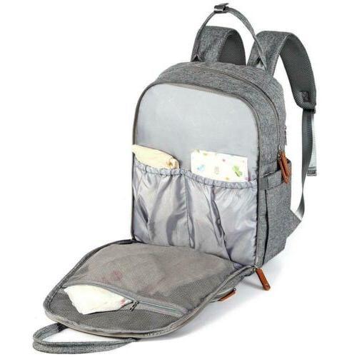 Diaper Bag RUVALINO Multifunction Back Maternity