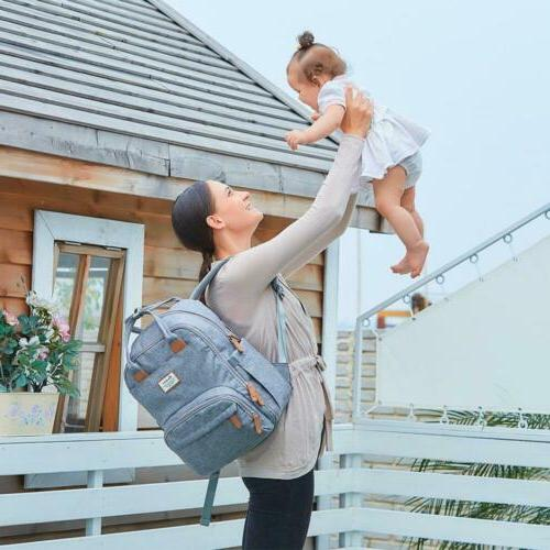Diaper Backpack, Multifunction Maternity