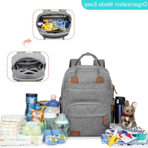 Diaper Backpack Travel Pack Baby Changing Bags
