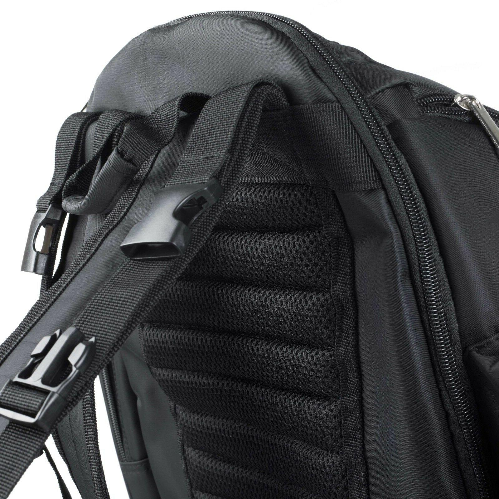 Diaper Backpack Straps, Wipes Dispenser.