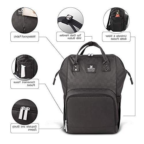 Waterproof Multi-Function Travel Large Baby Backpack Straps Dad