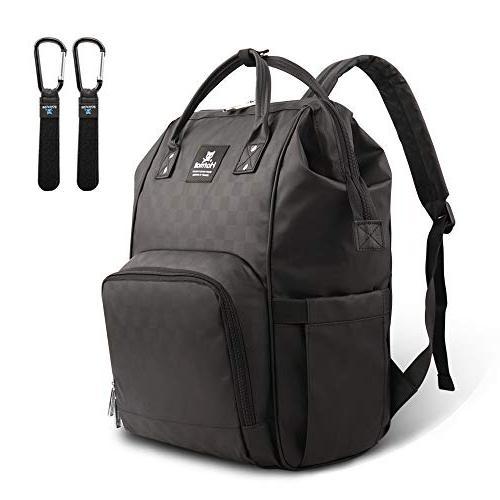 diaper bag backpack waterproof multi