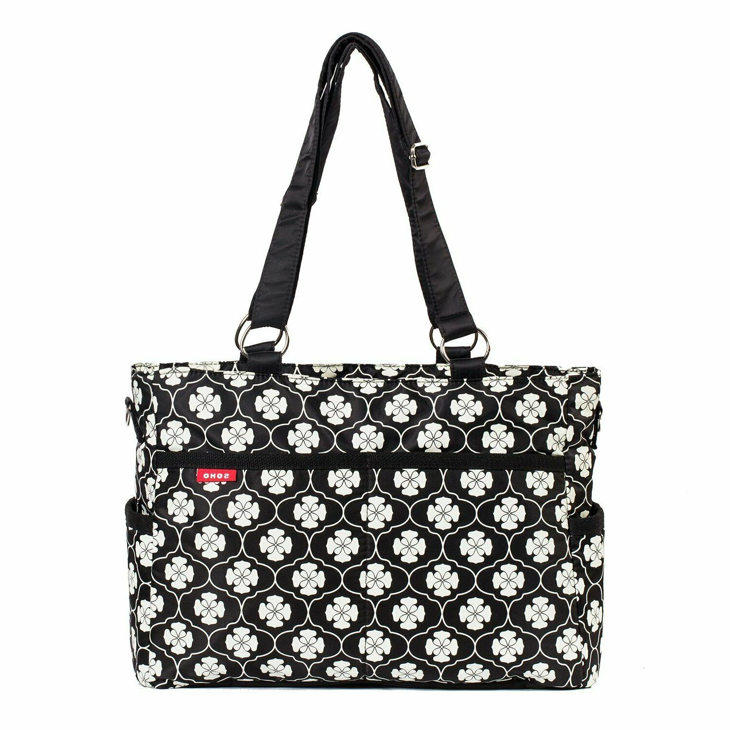 SoHo 9 Set Nappy Tote