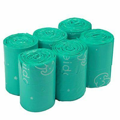 Goobie Baby Diaper Bag Dispenser Refill Rolls of Unscented D