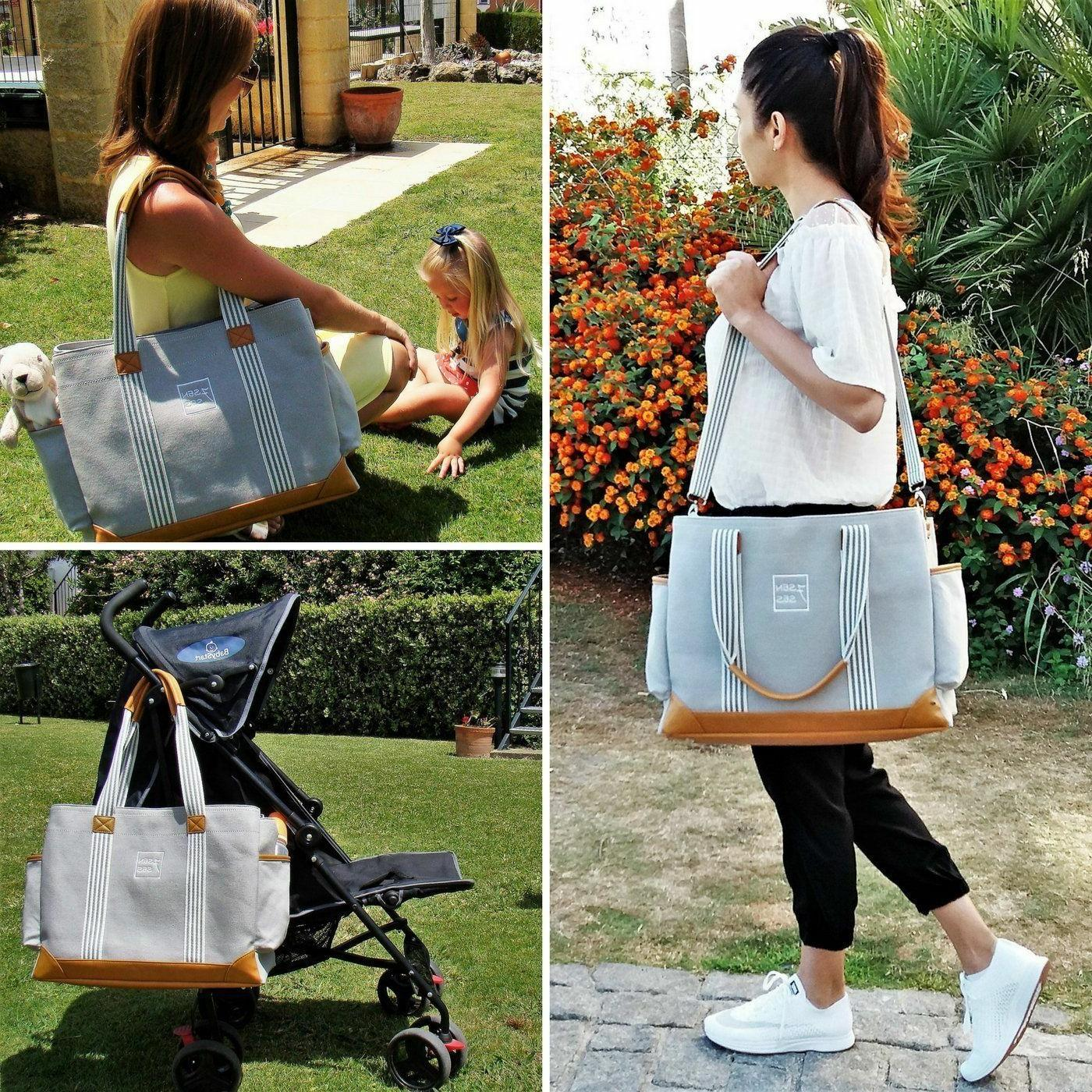 and - Large Tote AMZ 5-Star!