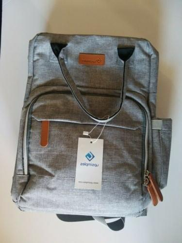 uPsimples Bag. Gray. SALE bonus