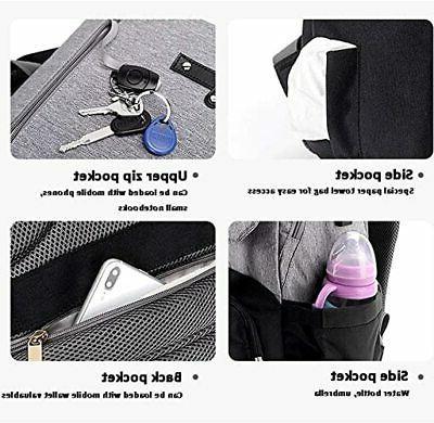 Diaper Bag Baby USB