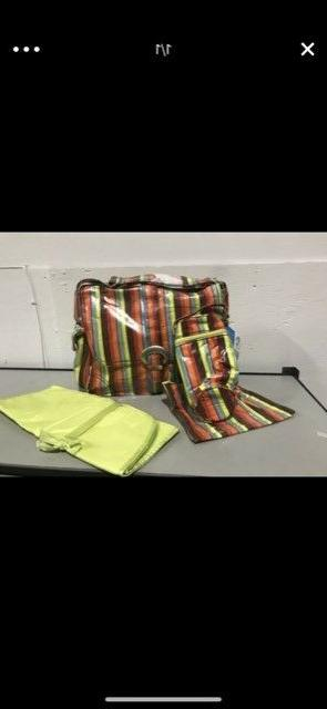 DIAPER BAGS NEW COLORS