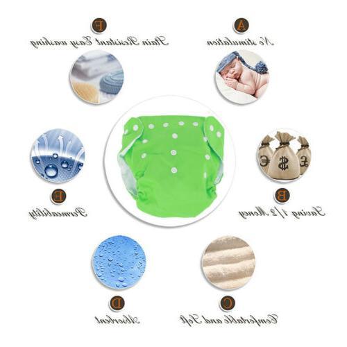 Diaper + Reusable Washable