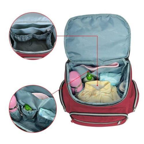 Diaper Mummy Waterproof Bags Pad