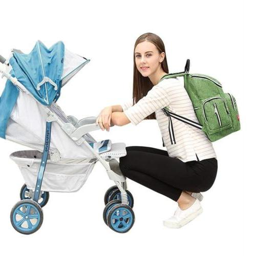 Diaper Waterproof Travel Backpack