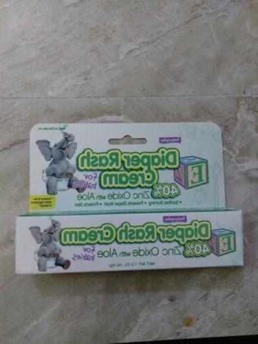 diaper rash cream babies 40 percent zinc