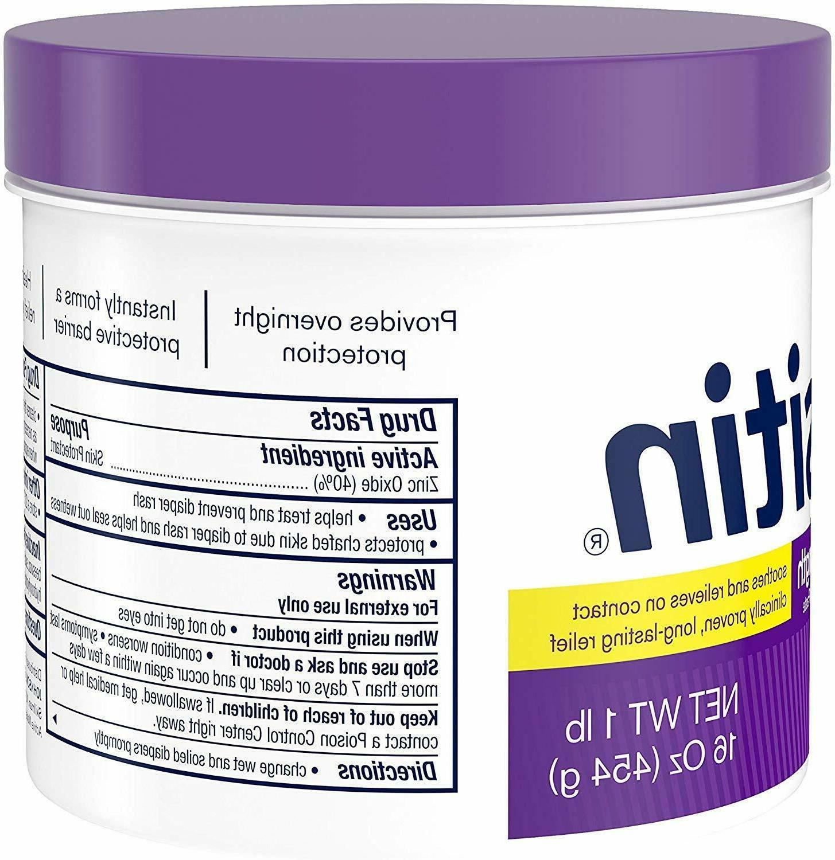 Desitin Strength Original Zinc Oxide 16