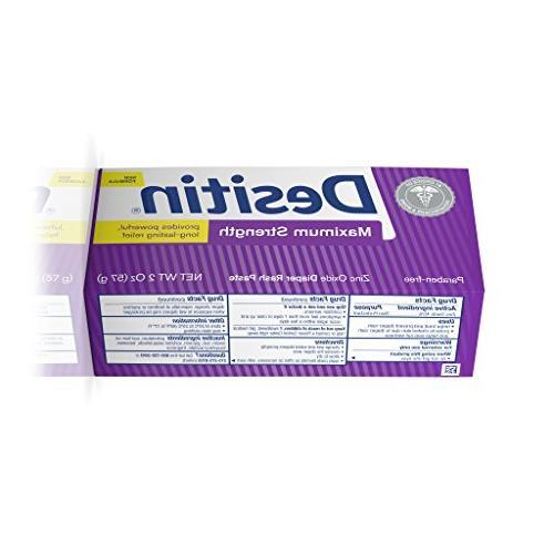 Desitin Zinc Oxide Original OZ