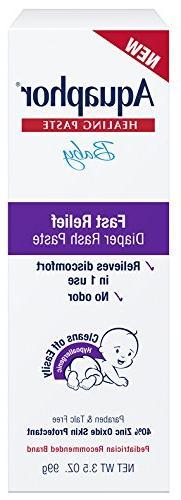 Aquaphor Baby Diaper Paste, 3.5