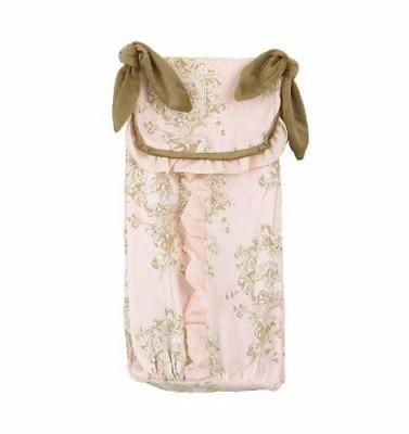 Cotton tale designs Diaper Stacker, Lollipops and Roses