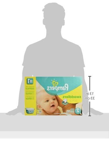 Pampers Diapers 2 132 ea