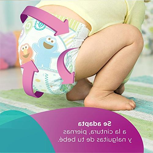 Pampers Size 6 Giant Pack, 96 ea