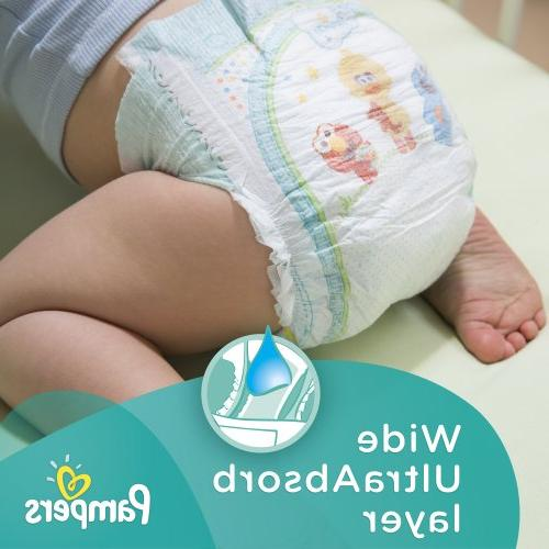 Pampers Dry Size Giant 128