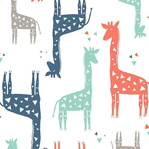 Honest Diapers, Colored Giraffes, Newborn, 160 Count