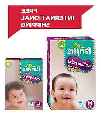 diapers active baby size 1 2 3