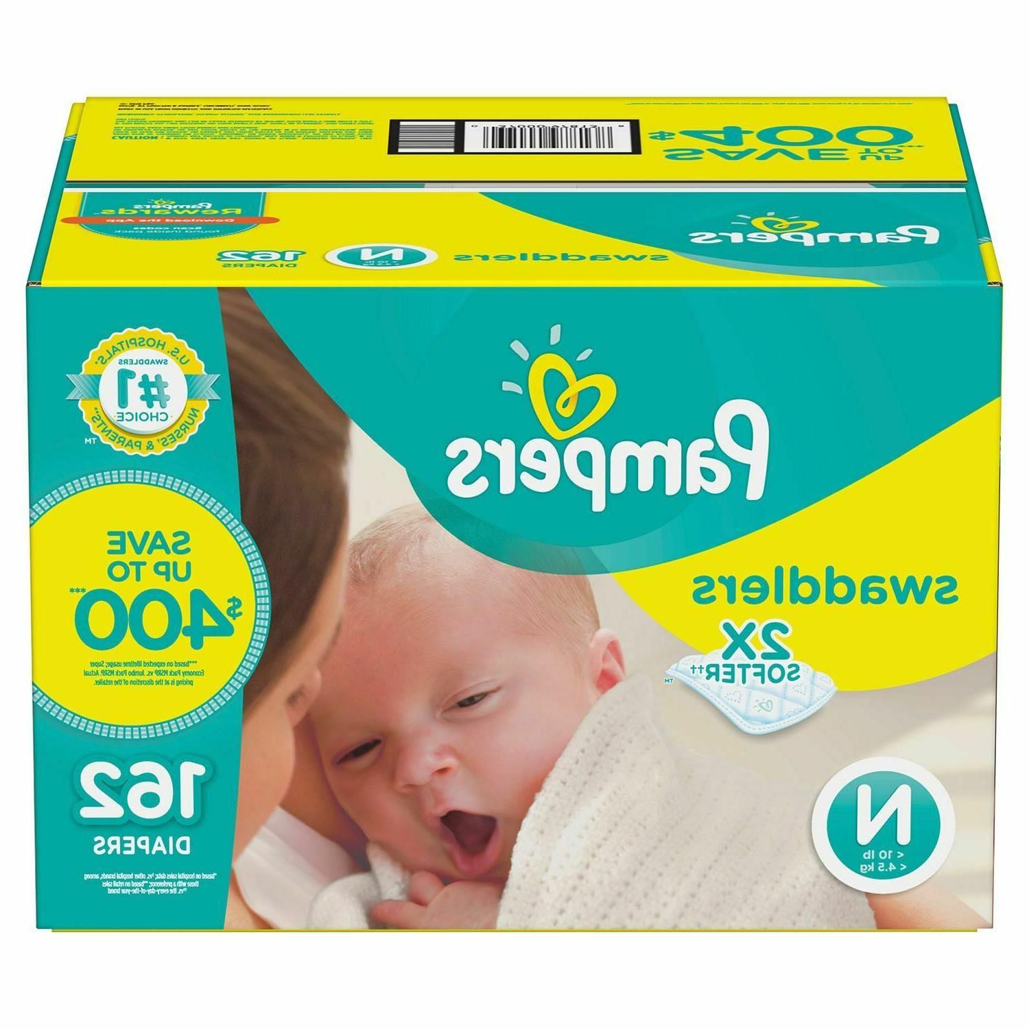 swaddlers diapers sizes n 1 2 3