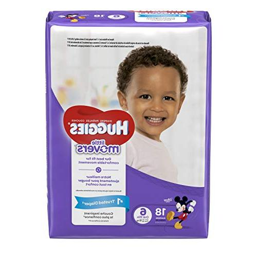diapers little movers disney 6