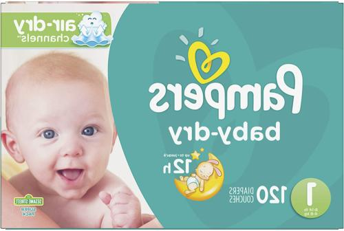 diapers newborn to size 6 pampers baby