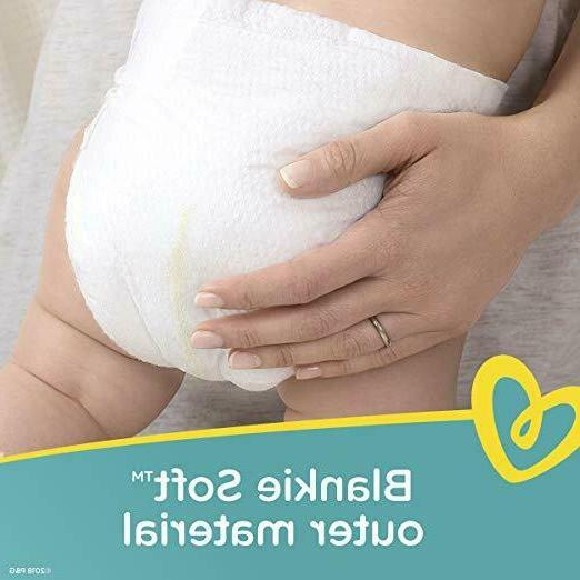 Diapers Size Count - Disposable Baby Diapers, ONE MONTH