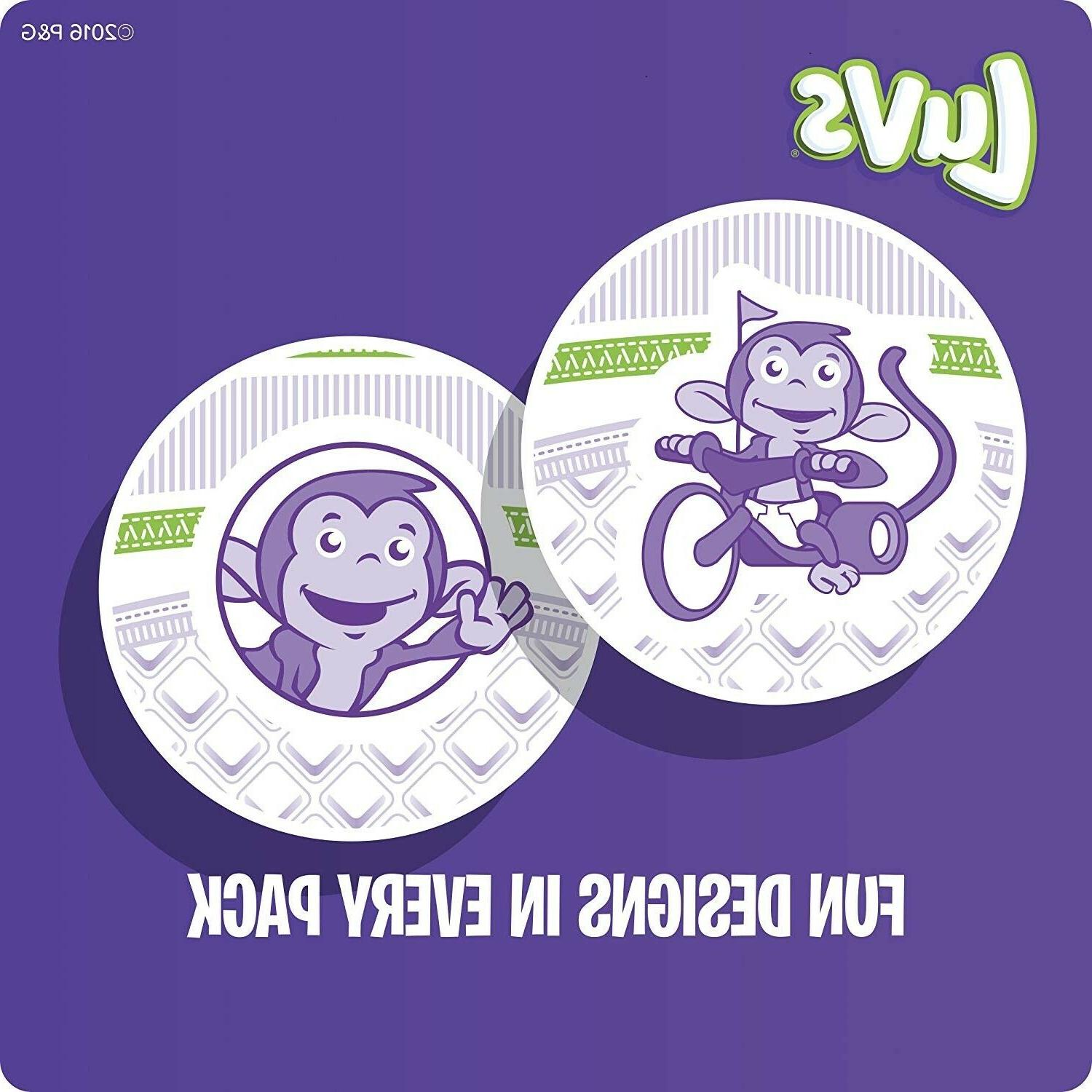 Diapers size 4 Ultra counts Baby 4