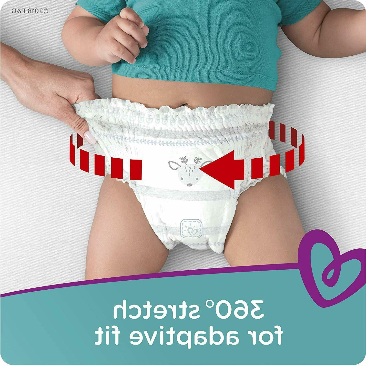 Pampers Cruisers 360˚ Fit Baby