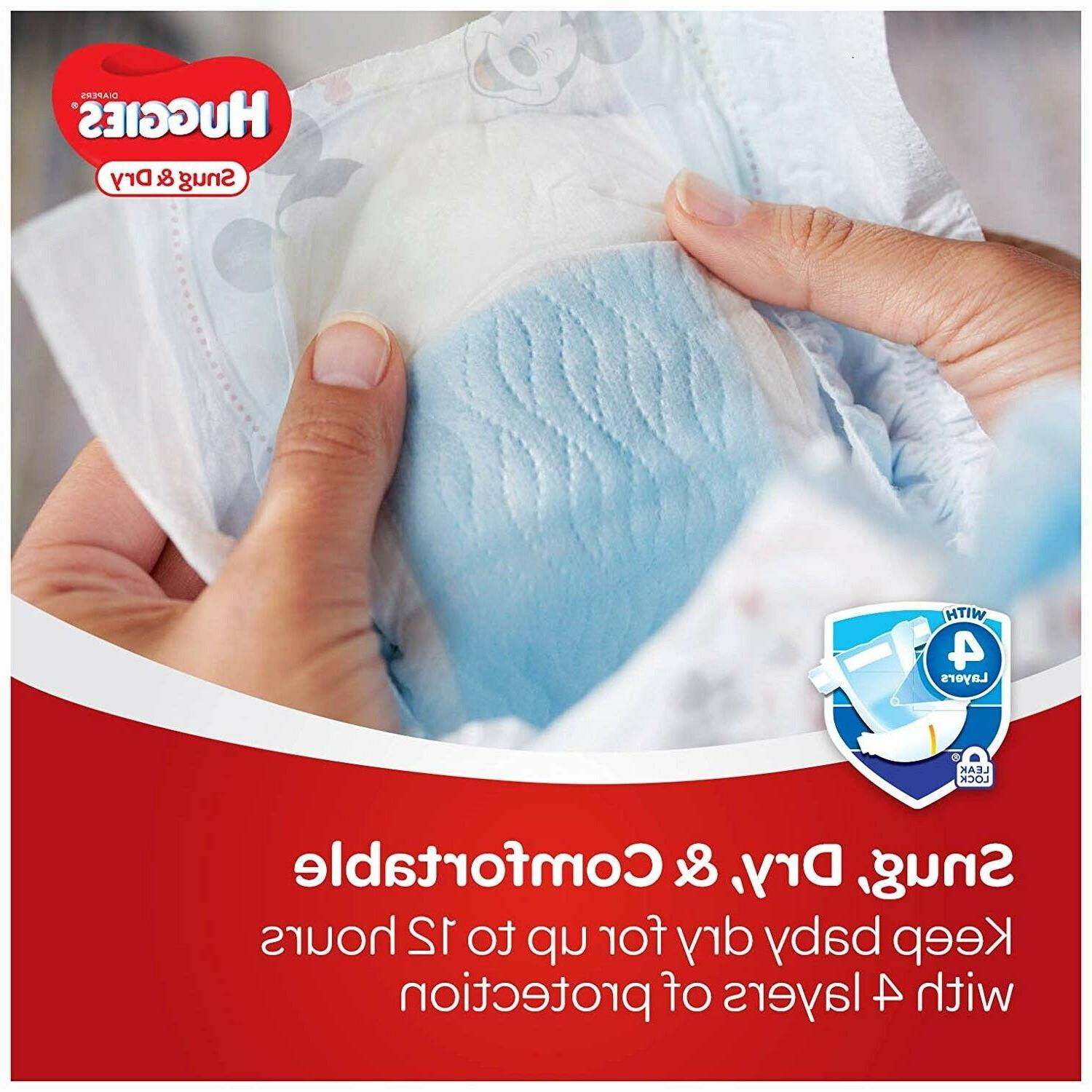 Diapers size Snug&Dry Size 112 size 6