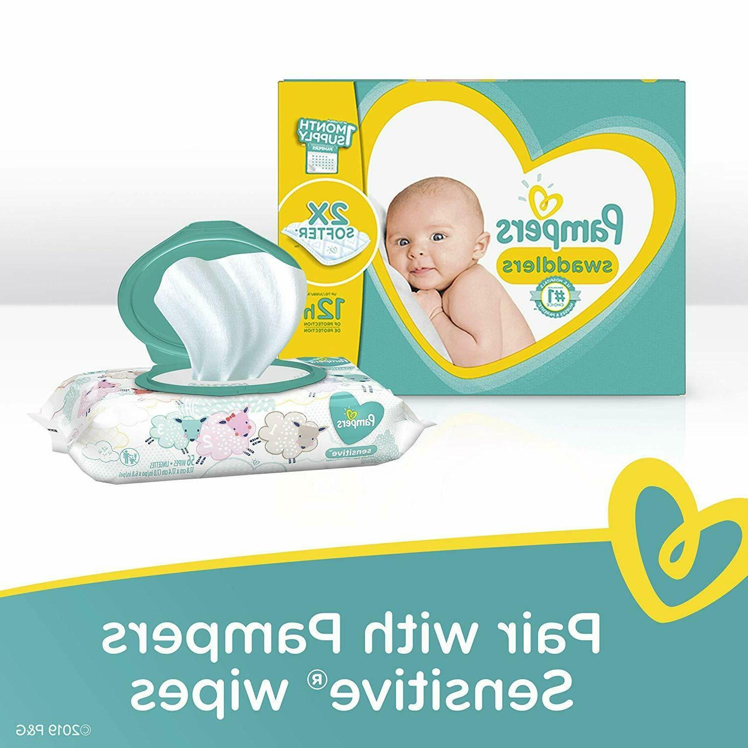 Pampers Diapers Disposable