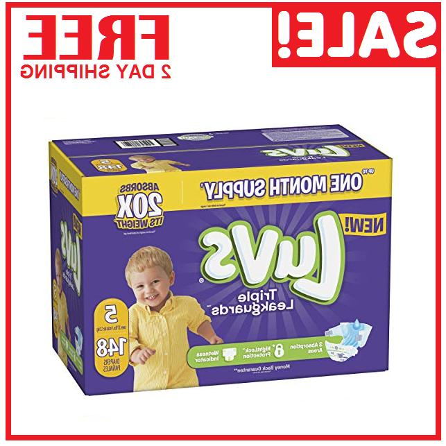 diapers size 5 ultra leakguards disposable 148