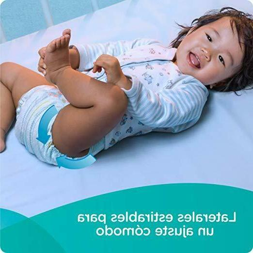 Diapers Count - Pampers Dry Disposable Giant