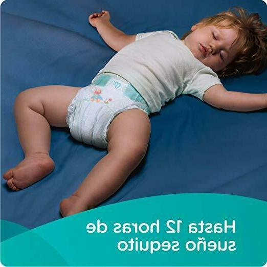 Diapers Count - Pampers Dry Giant