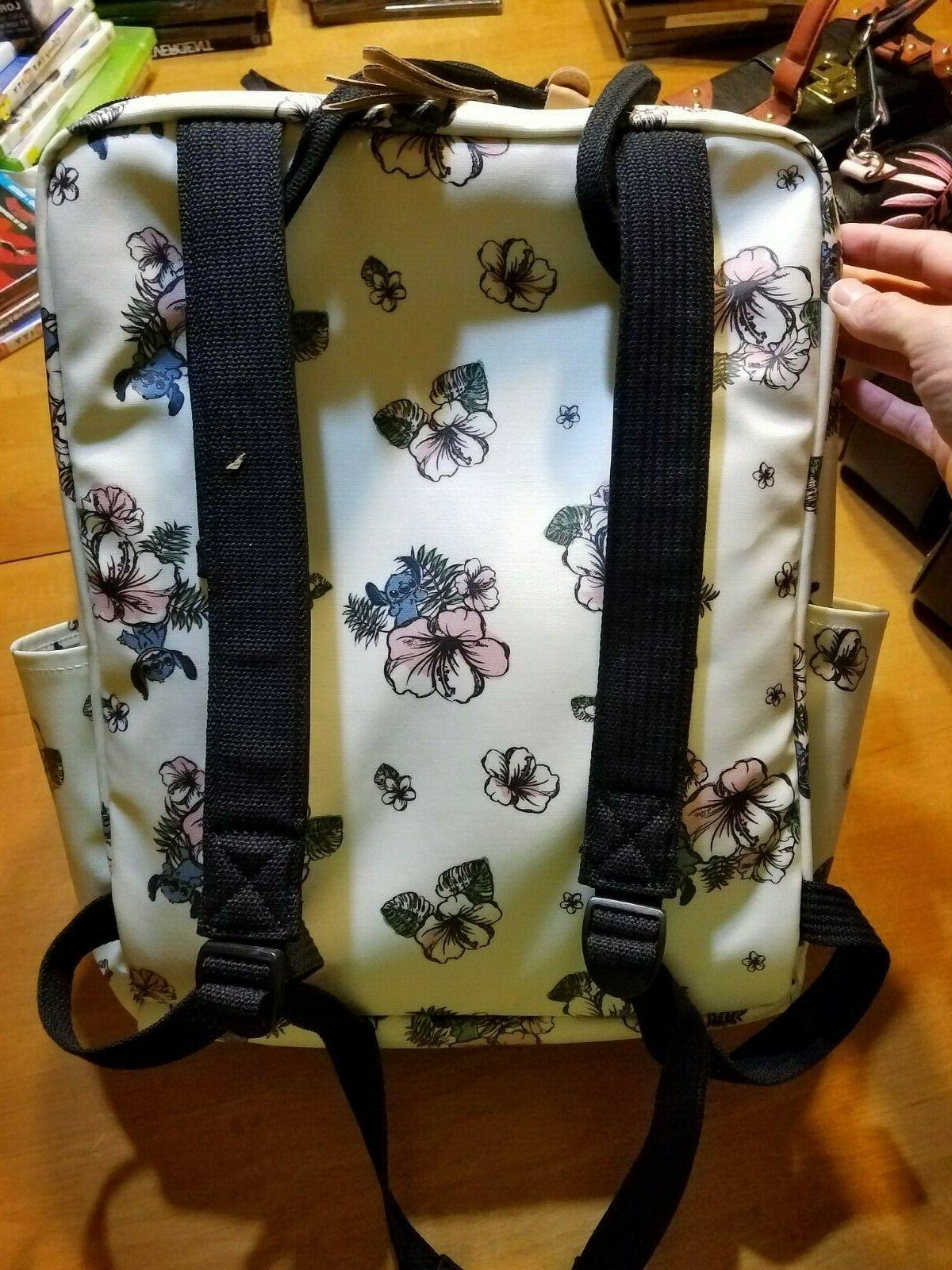 Disney Bottom Lilo and Diaper Backpack