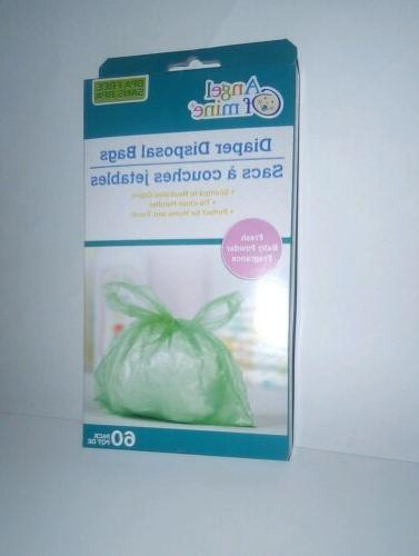 DISPOSAL 'FRESH PLASTIC BAGS- 240CT